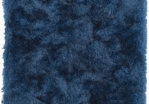 Blue Shaggy area Rug Addison Aurora Deeply Complex Modern Blue Shag 5×76 area Rug