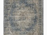 Blue Tan area Rug Helene oriental Blue Tan area Rug