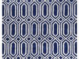 Blue Trellis area Rug Rizzy Home Julian Pointe Jp8777 Blue Trellis area Rug