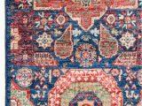 Blue Wool Runner Rug Mamluk Ve Able Dyed Navy Blue Wool Short Runner Rug