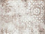 Brandt area Rug by Mistana Brandt Abstract Brown Cream area Rug