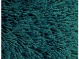 Bright Blue Shag Rug Beach Water Blue Shag Rug