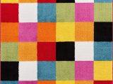 Bright Colored area Rugs Cheap Well Woven Starbright Bright Square Modern Geometric Multi 5 X 7 Kids area Rug Multicolor