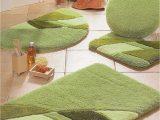 Bright Green Bath Rugs Modern Bathroom Rugs and towels Bathroom Rug Sets Green