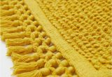 Bright Yellow Bathroom Rugs Pdp