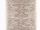 Brown and Beige Bathroom Rugs Gerwalta Rectangular Polyester Non Slip solid Bath Rug