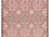 Brown and Pink area Rugs Guiterrez southwestern Pink area Rug