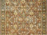 Brown and Rust area Rugs Dirk oriental Brown Rust area Rug