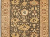 Brown and Rust area Rugs Nellwyn oriental Brown Rust area Rug