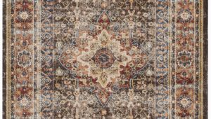 Brown and Rust area Rugs Safavieh Bijar Bij652d Brown Rust area Rug