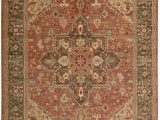 Brown and Rust Colored area Rugs Crownover Wool Rust area Rug