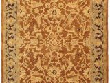 Brown and Rust Colored area Rugs Safavieh Anatolia An545a Rust Brown area Rug