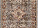 Brown and Rust Colored area Rugs Safavieh Bijar Bij652d Brown Rust area Rug