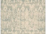Brown and Seafoam Green area Rugs Nepal Nep09 Seafoam by Nourison Rug Corp