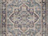 Brown Blue Tan area Rug Loloi Ii Rugs Hathaway Printed Hth Renewed area Rugs