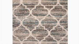 Brown Blue Tan area Rug Teasley Geometric Blue Brown Tan Rug In 2020