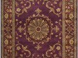 Burgundy and Beige area Rugs Safavieh Empire Collection Em459b Handmade Wool area Rug 5 X 8 Burgundy