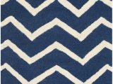 Cambridge Navy Blue Ivory area Rug by Safavieh Safavieh Cambridge Cam714m Navy Ivory area Rug
