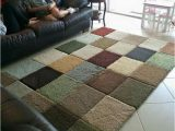 Carpet Tiles to Make area Rug Free Carpet Samples and Gorilla Tape Will You A New