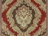 Castile Home Textiles Bath Rug Amazon Khazana Castilian Salsa Rug Rug Size 5 X 7 9