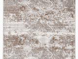 Charcoal and Tan area Rug Karsten Medallion Light Gray Tan area Rug