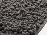 """Charcoal Gray Bathroom Rugs Waterworks Bramble Bath Rug 25"""" X 72"""" In Charcoal"""