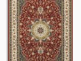 Cheap 10 by 12 area Rugs Kashan Red Alabaster area Rug