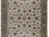 Cheap 12 by 12 area Rugs E Of A Kind Hand Knotted Gray White 9 X 12 area Rug