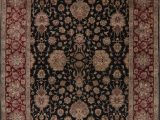 Cheap area Rugs 9×12 Near Me Rugsource All Over Floral Agra oriental area Rug Wool
