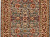 Cheap area Rugs and Runners Blue 5 X 8 Kensington Rug area Rugs