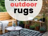 Cheap Indoor Outdoor area Rugs 33 Affordable Outdoor Rugs & Runners that are Beyond Chic