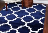 Cheap Navy Blue Rugs 4518 Navy Blue