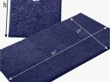 Chenille Lines Bath Rug Collection Buy Luxurux Bathroom Rugs Luxury Chenille 2 Piece Bath Mat