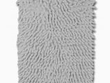Chenille Lines Bath Rug Collection Lenox Shaggy Cotton Chenille Bath Rug – House Linens