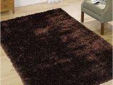 Chocolate Brown area Rugs 8×10 Dark Chocolate Brown Shaggy Shag area Rug 8 X 10 High End