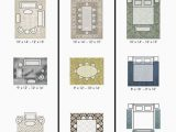 Choosing An area Rug Size Choosing the Right Size Rug Hall Runner area Rugs