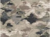 """Christmas area Rugs 5 X 7 Harlequin Color Muted Blue Size 5 3"""" X 7 6"""""""
