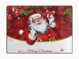 Christmas area Rugs 5 X 7 Naanle Winter Holiday area Rug 5 X7 Christmas Santa Clause