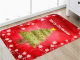 Christmas area Rugs for Sale Christmas Party Decoration Rugs 3d Christmas Tree Pattern