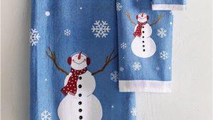 Christmas Bathroom Rugs and towels top 35 Christmas Bathroom Decorations Ideas