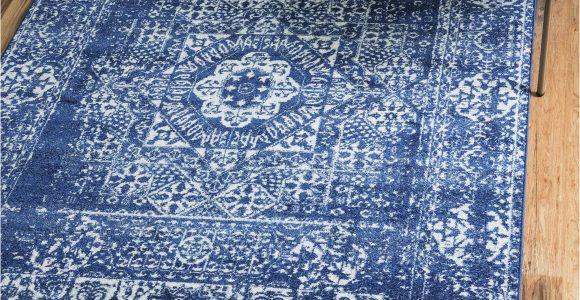 Cobalt Blue Rug 8×10 8 X 10 Heritage Rug
