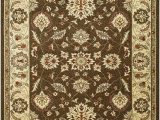 Concord Global Trading area Rugs Concord Global Trading Concord Global Chester Marshall area Rug Brown Ivory