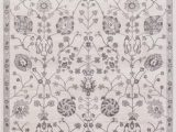 Concord Global Trading area Rugs Concord Global Trading Lara 4612 Open Vase Ivory area Rug