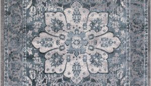 Concord Global Trading area Rugs Concord Global Trading thema 2916 Serapi Teal area Rug