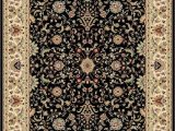 Concord Global Trading area Rugs Concord Global Trading Williams istanbul Black area Rug