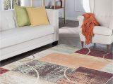 Contemporary Multi Color area Rugs Conner Contemporary Abstract Multi Color Rectangle area Rug 5 X 7