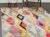 Contemporary Multi Color area Rugs Multi Unique Loom 9 X 12 Sedona Rug area Rugs