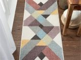 Contemporary Multi Color area Rugs whoa Geometric Multicolor area Rug