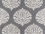 """Coral and Grey area Rug Vr 45 Color Gray Size 3 9"""" X 5 9"""""""