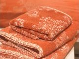 Coral Bath towels and Rugs Refresh Your Bed and Bath with Everyone S New Fave Coral